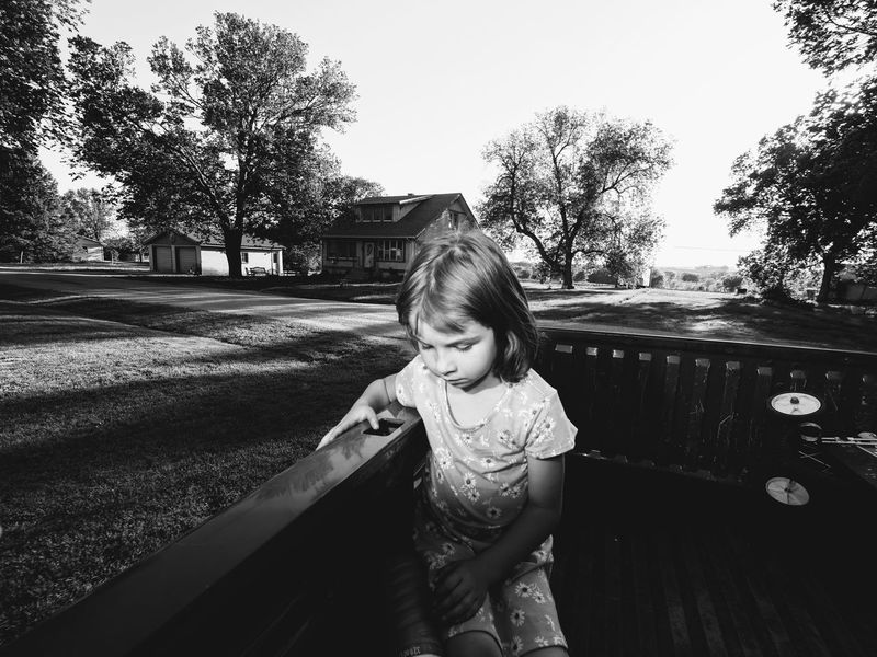 Visual journal May 2017 Village of Western, Nebraska B&W Collection B&w Photography Childhood Everyday Lives Eye For Photography EyeEm Best Shots EyeEm Best Shots - Black + White EyeEm Gallery Flash Photography Front Yard Photography FUJIFILM X-T1 Girl Kids Being Kids Kids Of EyeEm Kids Photography Kidsphotography Lifestyles Mother's Day Nikon Sb800 Photo Diary Practicing Photography Riding Small Town Stories Truck Visual Journal