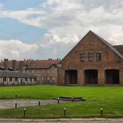 Auschwitz - German concentration camp; Oświęcim, Poland @Instag_app Travel Traveling Instag_app Vacation visiting instatravel instago instagood trip holiday photooftheday fun travelling tourism tourist instapassport instatraveling mytravelgram travelgram travelingram igtravel