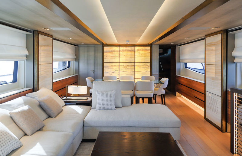 Luxury charter motor yacht LARA on anchor in Yalikavak, Turkey during summer vacation season Luxury Travel Luxury Yacht Summer Holidays Turkey Yacht Life Accommodation Architecture Cruising Furniture Home Interior Home Showcase Interior Indoors  Interior Interior Design Luxury Accommodation Luxury Holiday Luxury Life Style Luxury Vacations Mega Yacht Modern Motor Yacht Sailing Super Yacht Yacht Saloon Yachting