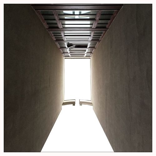 Light And Shadow Minimalism Architectural Detail Lookingup Bonjour Tristesse