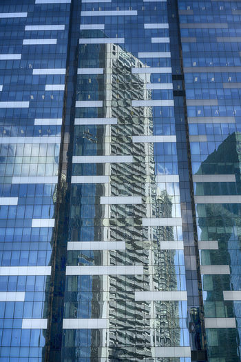 Abstract Architecture Building Exterior Built Structure Business City Cityscape Corporate Business Day Growth Modern No People Outdoors Reflection Skyscraper Tall The Architect - 2018 EyeEm Awards