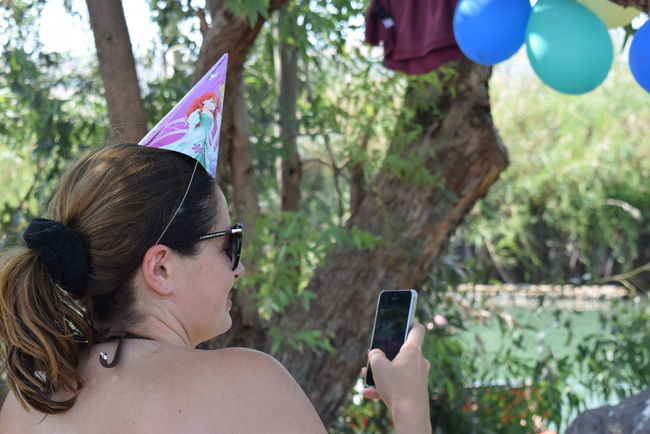 Baloons Birthday Birthday Party Birthdaygirl Casual Clothing Celebration Close Up Close-up Enjoyment Focus On Foreground Girl Happy People Hat Headshot Leisure Activity Lifestyles Outdoor Photography Outdoors Person Perspective Profile Tree Vacations Young Women Internet Addiction