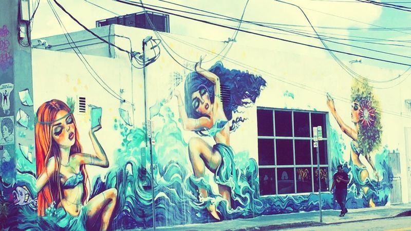 Wynwood Art Walls Wynwood