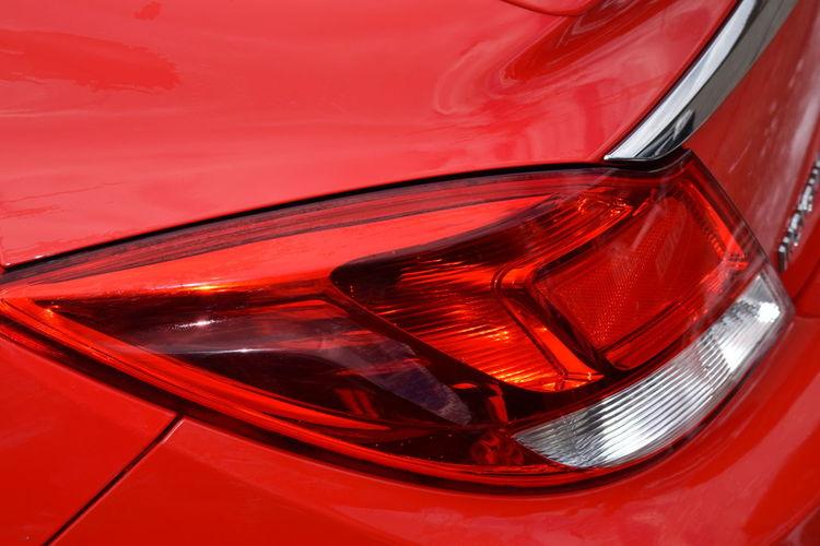 Red Car Motor