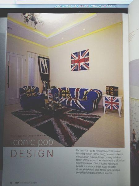 Interior Interior Design Union Jack Jheffryswid Design
