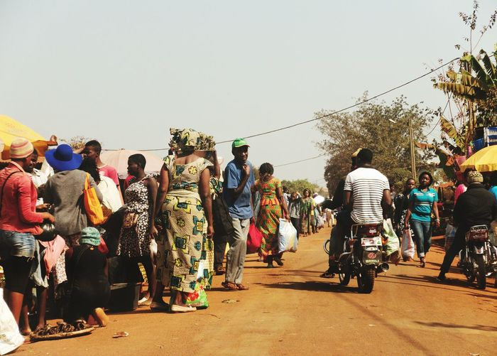 Streetlife Cameroun Cameroon Africa African Africanamazing Streetphotography Rural Life StreetScenes Large Group Of People
