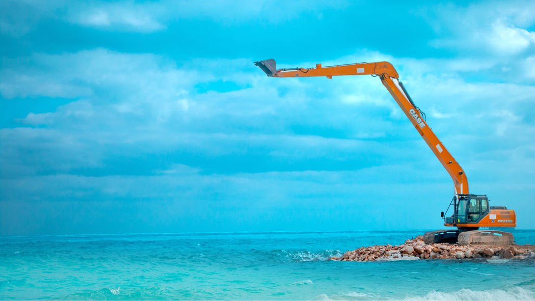 Beach Photography Buldozer Cloud Nature Photography Sky And Clouds Beach Buldozer Beachphotography Clouds Clouds And Sky Nature_perfection Rocks And Water Sea Sea Construction Sky Sea And Nature Been There.