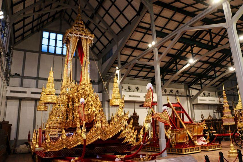พระมหาพิชัยราชรถ เป็นราชรถที่พระบาทสมเด็จพระพุทธยอดฟ้าจุฬาโลกมหาราช โปรดเกล้าฯ ให้สร้างขึ้นเมื่อปี พ.ศ. 2338 พระมหาพิชัยราชรถเชิญพระโกศพระบรมศพพระมหากษัตริย์ พระบรมราชินี และพระบรมวงศ์ผู้ทรงศักดิ์ชั้นสมเด็จเจ้าฟ้า