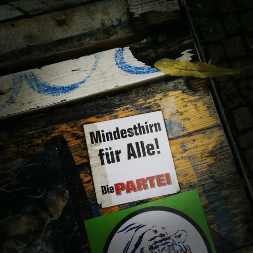 Street Art Berlin Politics