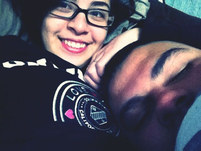 He Was Asleep I Was Bored Lol