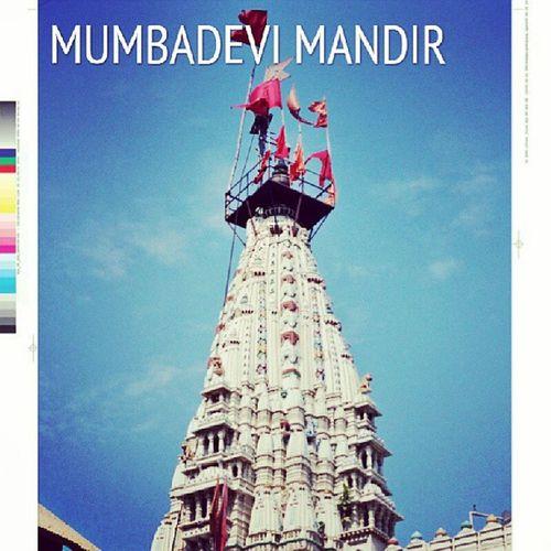 MumbadeviName after this devi Masjid Mumbai Devi ancient
