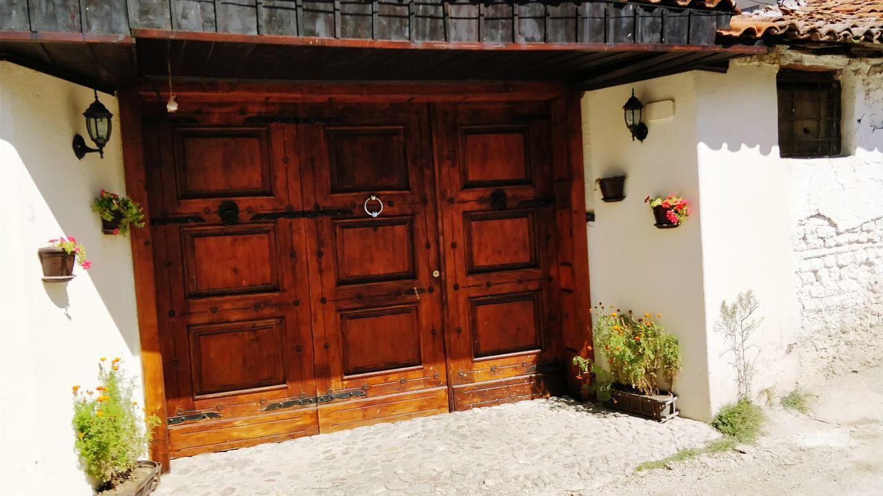 Old Wooden Door Door Entrance Wood - Material Doorway Built Structure No People Architecture Day Outdoors Rustic Tirana ALBANIA❤️