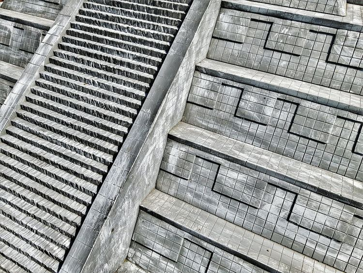 Temple stairs Full Frame Pattern Backgrounds Day No People Architecture Close-up Temple Architecture Temple - Building Temple Built Structure Building Exterior Architecture Outdoors Stairs Stone Stairs Stone Temple Ancient Temple Ancient Temple Architecture