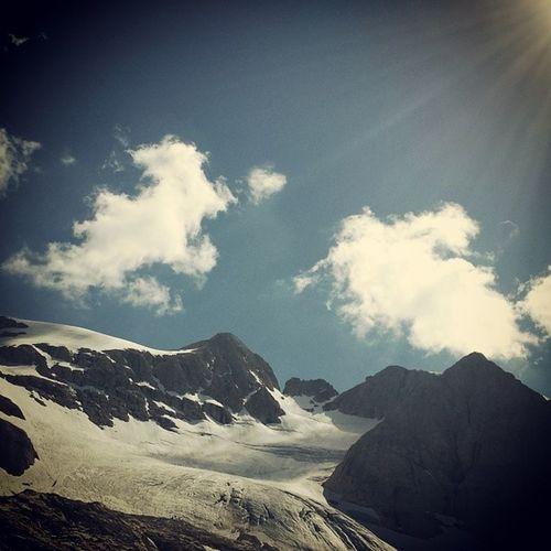 Trentino  Valdifassa Marmolada Summer