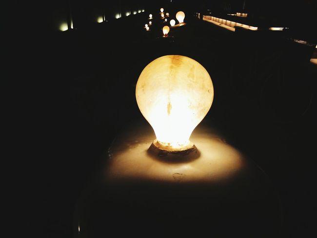 Lamp in the park I Love My City No Idea