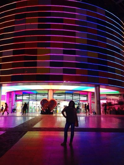 Night City Türkiye MarkAntalya Travelgirl Tourism