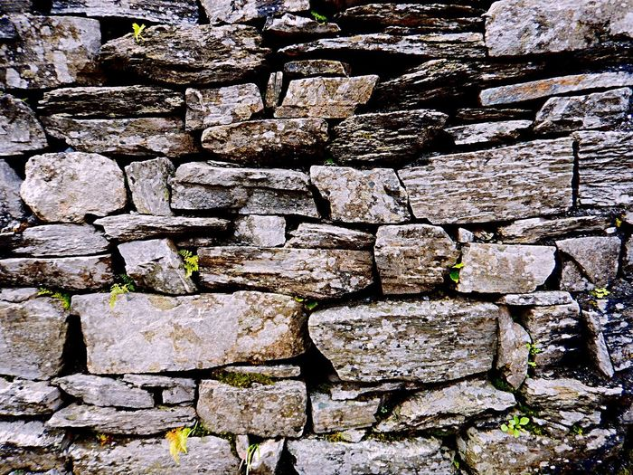 Stone Material Backgrounds Textured  Built Structure Outdoors Architecture Nature Full Frame Day