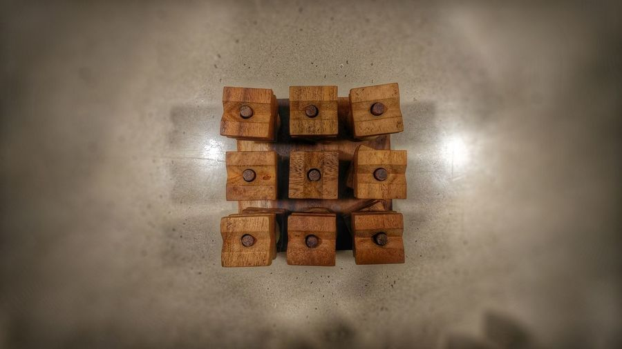 Blocks Square Wall - Building Feature Metal No People Man Made Object First Eyeem Photo