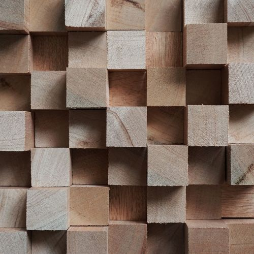 Full Frame Shot Of Wooden Blocks