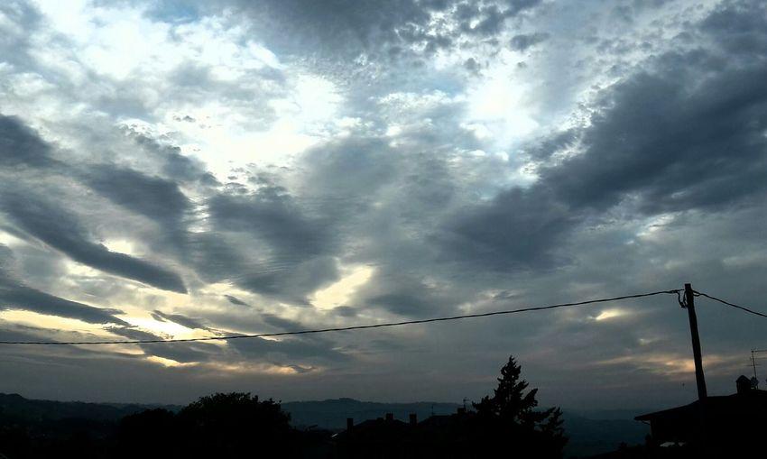 😎Sun Sky After The Rain Landscape Sitornaadormire Lapigrizia Sky And Clouds