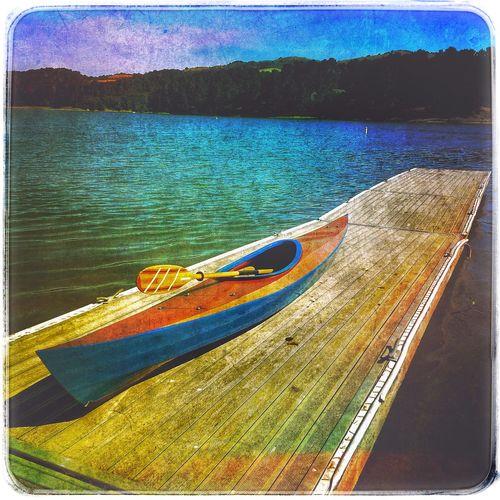 Kayak Chesapeakelightcraft Sanpabloreservoir Mextures App Snapseed