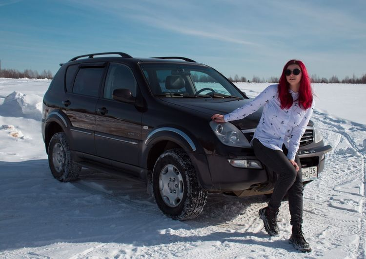 оффроад ссангенг сангенг зима Машина Ssangyongglobal девушка Ssangyongrexton Ssangyong Snowlove Ssangyongworld 4x4 4x4life Offroad Naturephotography Girl Rock Car Auto Redhair Ssangyongofficial Winter Landscape