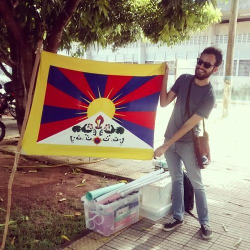 Evento Freetibet Ufrn Cchla