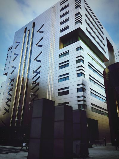You have to love a modern piece of architecture London Architecture Modern