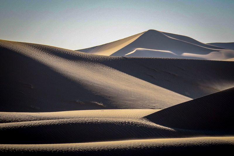 Sahara textures. Sand Sand Dune Nature Landscape Scenics Extreme Terrain Beauty In Nature