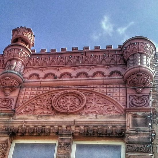 Detail of a building I used to own in Beatrice, Nebraska. It was built around 1900 as The German National Bank. Lovely architectural work. Trailblazers_rurex Ptk_architecture Picture_to_keep Nothingisordinary_ nexus_nation it_tuesday udog_edit bipolaroid_asylum igaa ispy_withmy_photoeye