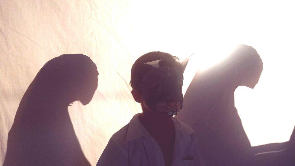 Lievre Shadows & Lights Rabbit Play My Son