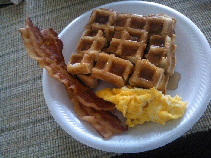 Breakfast Earlier