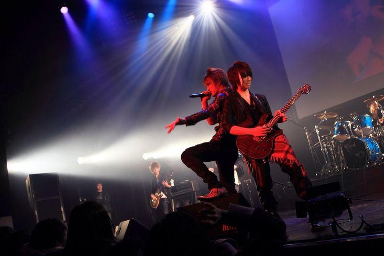 "Live Performance Of ""Lu-ke"" Performed In 2013.1.28 Akasaka BLITZ. 〈22〉"
