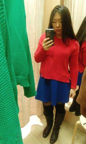 New pullover Girls Asian  Koreangirl That's Me Followme