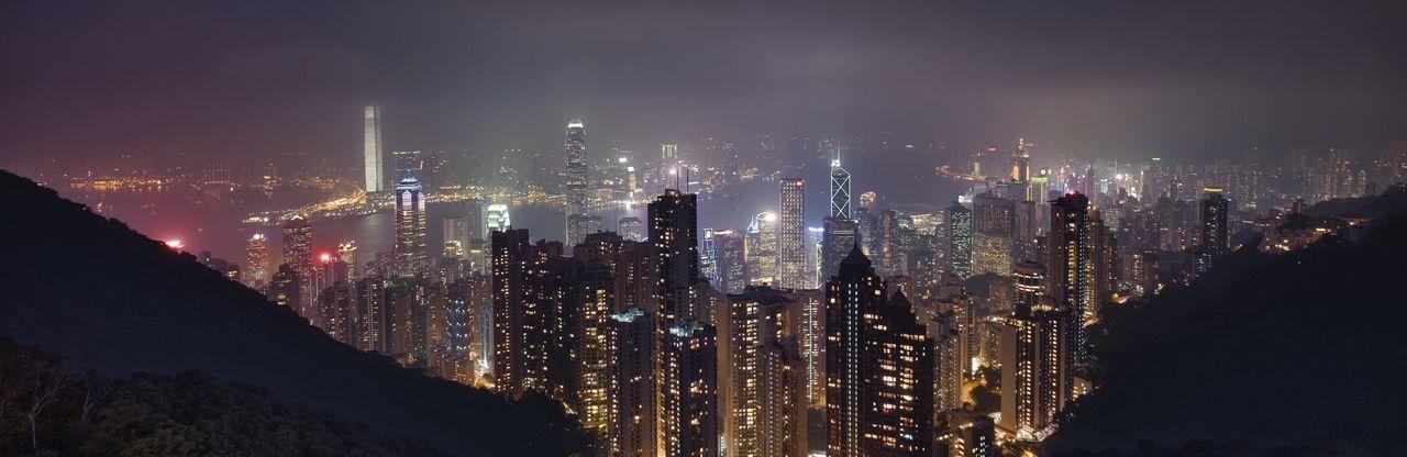 """Hongkong Peak"""