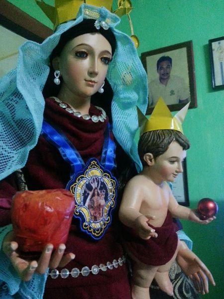Viva! la Virgen de Aranzazu! Hello World Check This Out Ourladyofaranzazu Virgin Mary PRAYFORUS Blessedandthankful Thankyoupapagod
