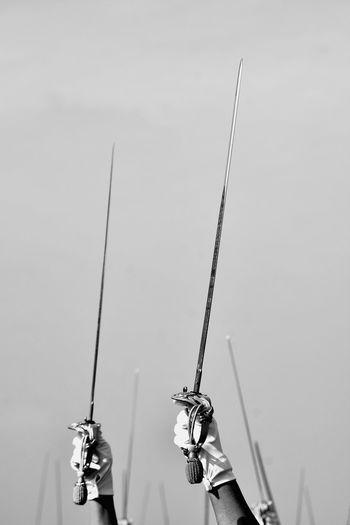 Honor guard sword