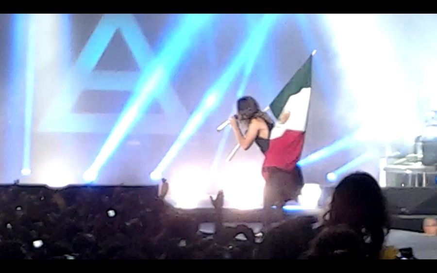 mexico concert :3 30 Seconds To Mars 30 Seconds To Mars Concert Jared Leto Echelon