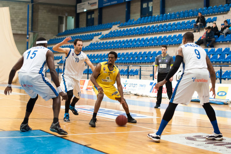 Apollon BC lose 67-76 against Apoel BC at Apollon Arena in Limassol,Cyprus on 15.03.2016 for a Cyprus Basketball Federation game 15.03.2016 67-76 Apoel BC Apollon BC Apollon BC, Basketball Game Cyprus Basketball Federation Cyrpus Basketball Game