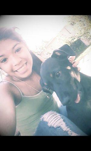 "I Miss My Puppy""<3"