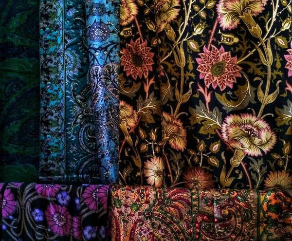 Scarves EyeEmNewHere Morris William Morris Beauty In Nature Close-up Floral Floral Pattern Flower Indoors  Multi Colored Nature No People Scarves Silk