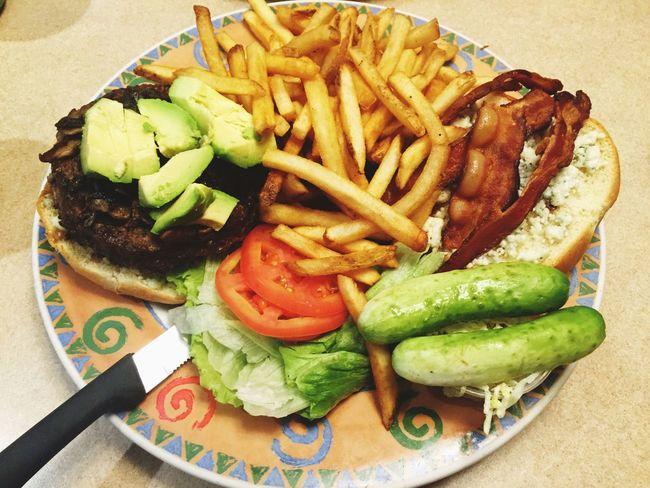 Foodporn Food Porn Foodphotography Burgers Vernon Diner Enjoying Life Photos Around You Taking Photos Comida