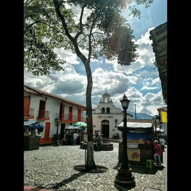 Medellin City Medellín Pueblito Paisa