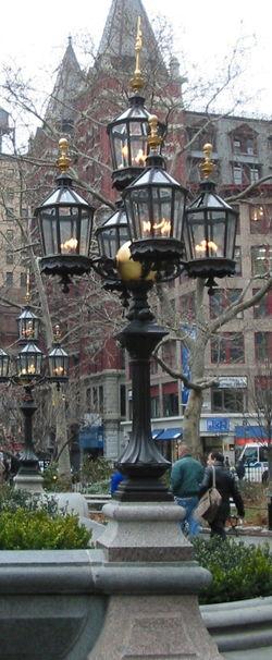 Lamp Post New