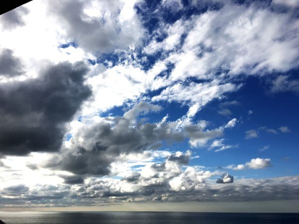 Clouds Clouds And Sky Sea EyeEm Best Shots Goodday