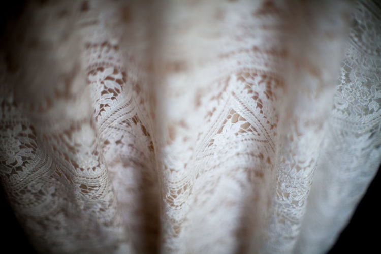 Textile Industry Close-up Day Indoors  Lace Selective Focus Textile