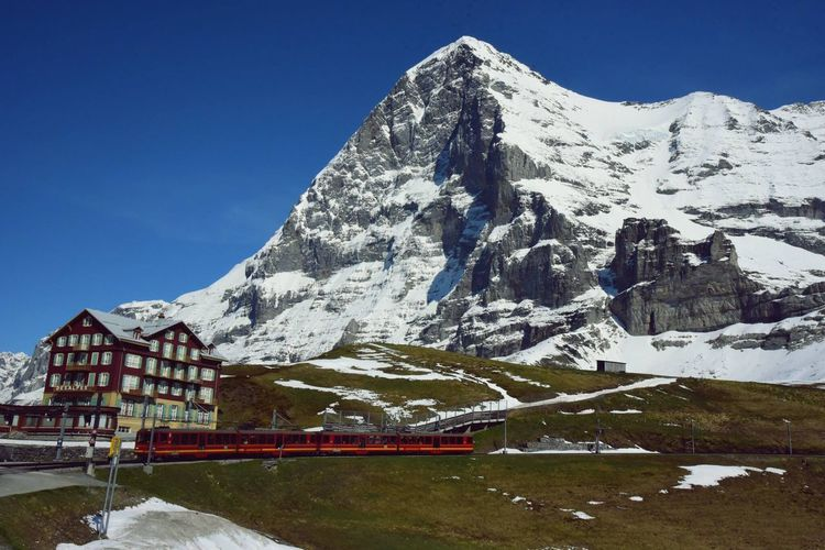 Swiss Mountains Lifestyles Travel Nature Adventure Outdoors Sky Day Feel The Journey Travel Destinations Mountain Backpacking Feeling Thankful