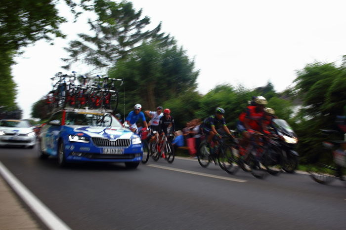 Blurred Motion EyeEm Best Shots Eyeem Sport Mode Of Transport Motion Outdoors Real People Riding Road Speed Sports Photography Tour De France 2017 Tour De France 2017 In Germany Transportation