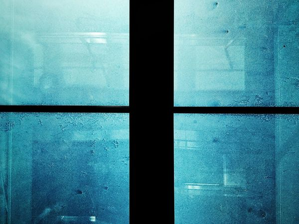 :// Urban life beyond the glass Window Full Frame No People Backgrounds Indoors  Day Close-up Frosted Glass Blue Blurred Motion Windows Geometric Shape Geometric Abstraction Geometry From My Point Of View Urban Geometry Urban Urban Photography Abstract Abstract Photography Embrace Urban Life