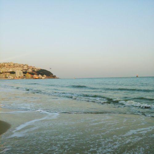 Busan Traveling Sea Beach Photography